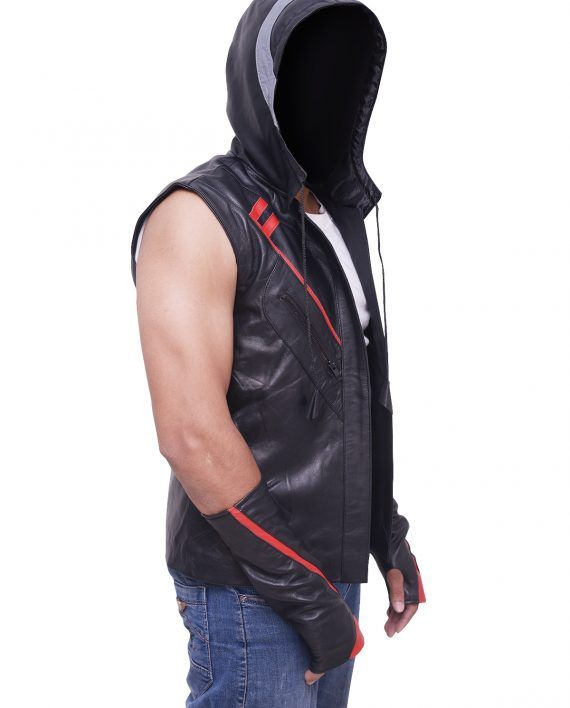 Icarus Mirror's Edge Catalyst Vest (1)