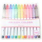 Pilot Frixion Color-pencil-like eraseable gel ink pens 24 colours $51.50