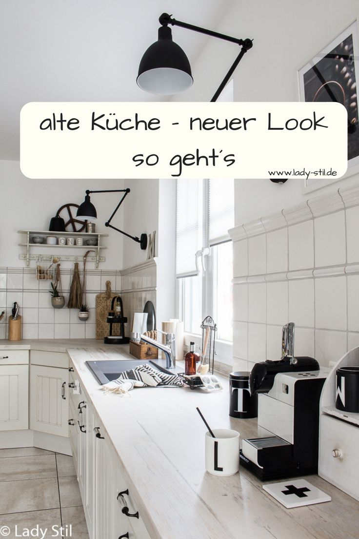 Neue Küchenarbeitsplatte für neuen Look in der alten