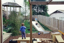 Naturally Wood -Waiuku, Childcare furniture, Childrens furniture, Wooden furniture, Lofts, Play Grounds, Anita Rua Olds > EARLY CHILDHOOD CENTRES > Playgrounds > Climbing