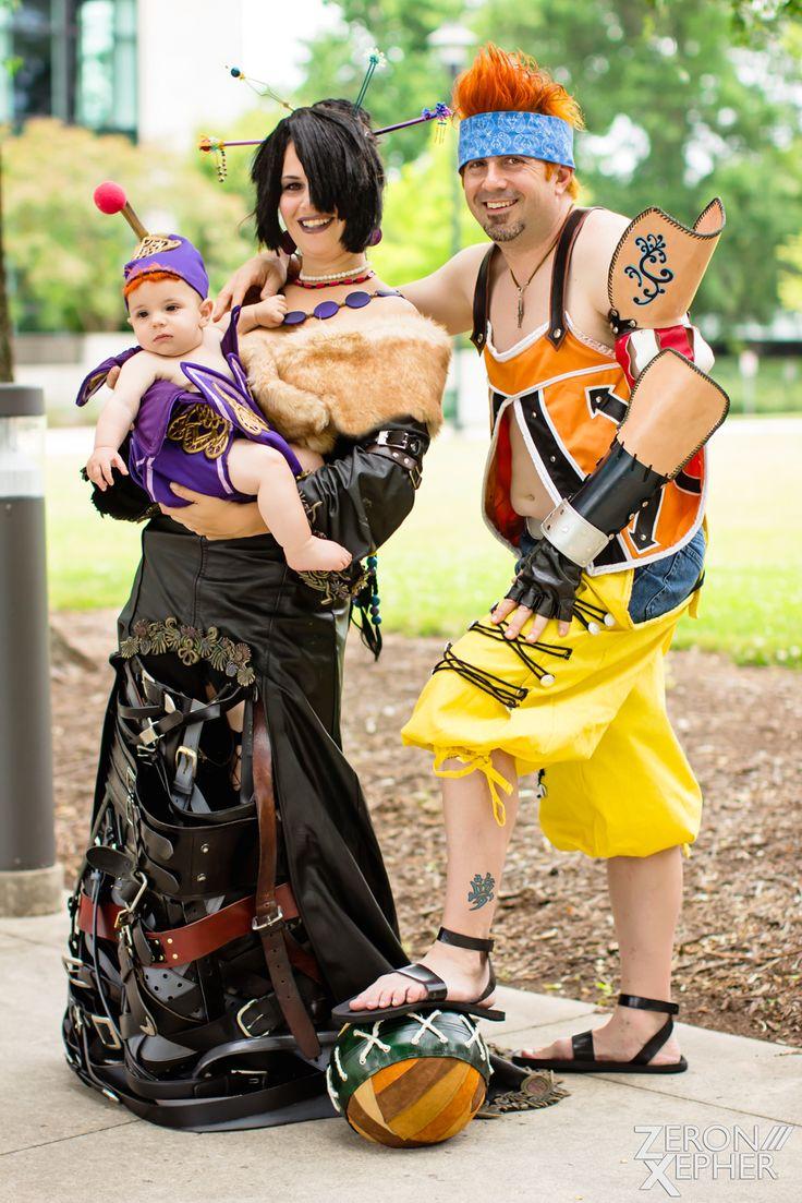 Family Portrait   Lulu   Final Fantasy X by Tarapotamus.deviantart.com on @deviantART