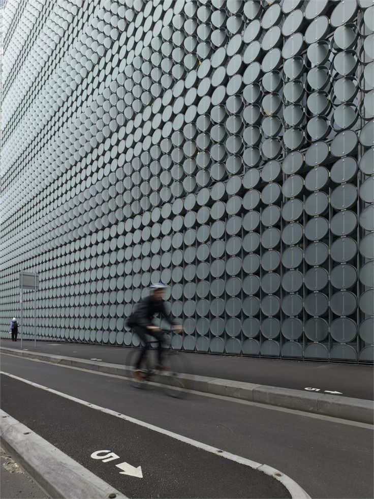 RMIT Design Hub, Melbourne, 2012