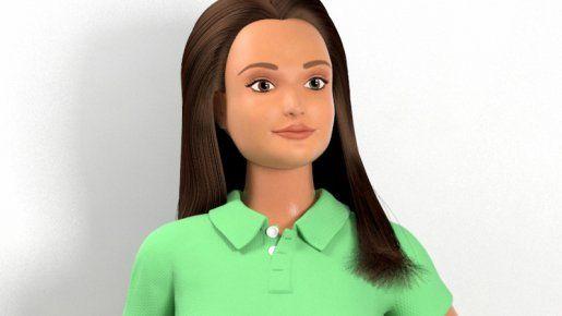 Lammily Doll : la Barbie normale - Magicmaman.