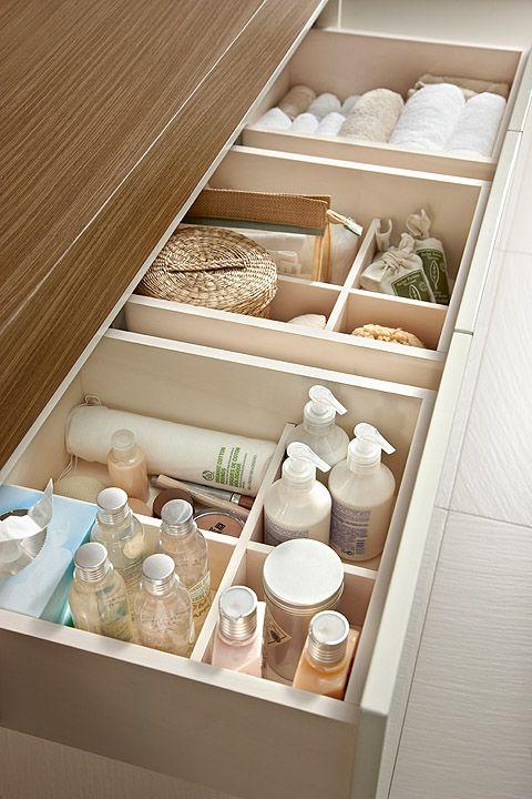 Vanity | bathroom storage