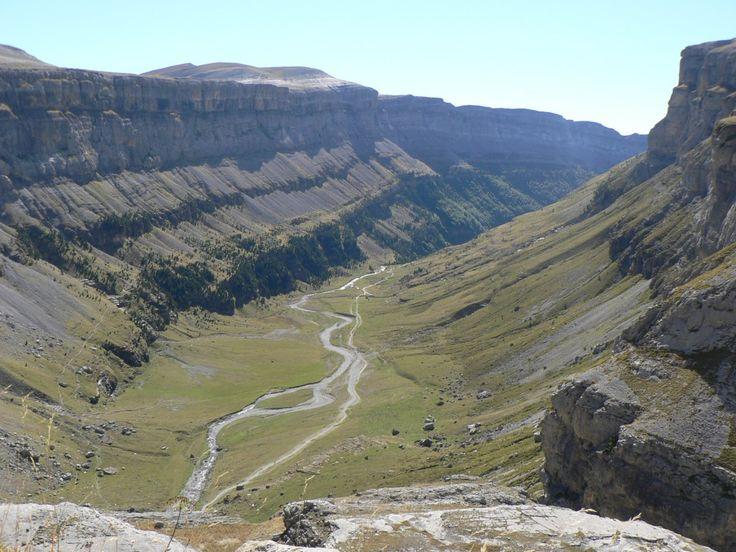 Valle de Ordesa, Pradera final, Huesca