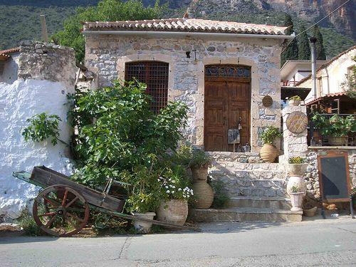 DISCOVER PELOPONNESE | Leonidio http://www.discover-peloponnese.com/