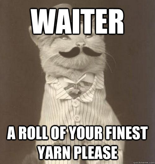 Cat Knitting Meme : Best images about craft memes on pinterest ryan