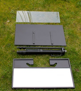 DIY Plein Air Easel