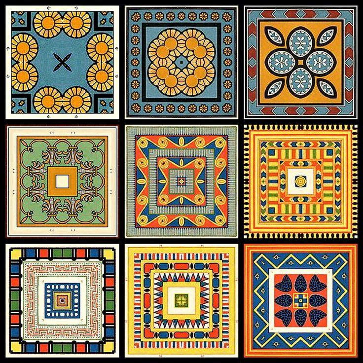 1000 Images About Paper Tiles On Pinterest Tile Teas