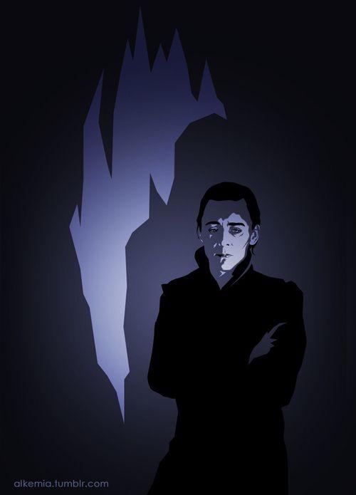 Loki (2) by trzecipromien on DeviantArt