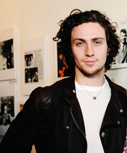 aaron Taylor- johnson