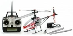 RC Helicopter  MJX F-45 / F645 - Rot - 2.4GHz - 4 Kanal