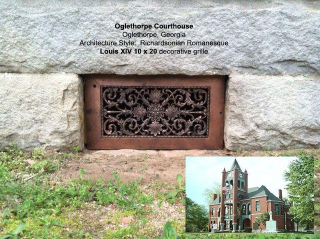Beaux arts louis xiv decorative foundation vent cover - House foundation vent covers exterior ...