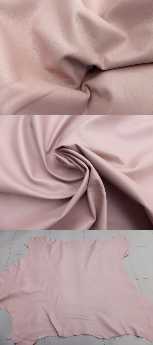 Leather Hides and Fur Pelts 83938: Lambskin Leather Hide Skin Hides Skins Large Soft Dusty Rose Glove Soft -> BUY IT NOW ONLY: $33.29 on eBay!