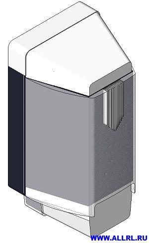 LOSDI_Дозатор жидкого мыла_CJ1006-L - Библиотека семейств для Revit