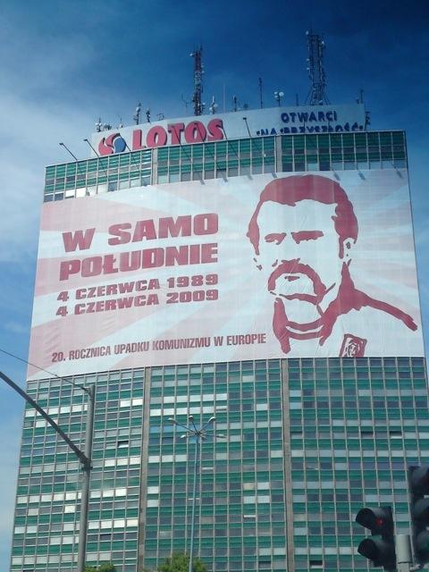 #ilovegdn High Noon  Wałęsa
