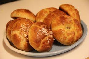 Gluteenitonta leivontaa: Pullaa erilaisella taikinalla