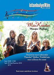 İstanbul Yelken Kulübü Konser Afişi