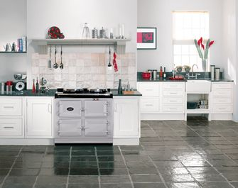 3 Oven Pearl Roomset