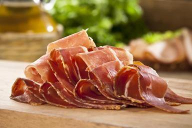 Sliced Prosciutto - Carlos Gawronski/Vetta/Getty Images