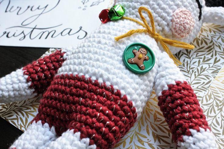 OVIKTORIA CHRISTMAS COLLECTION crochet, crocheting, amigurumi, christmas collection, craftastherapy, bunny, gingerbread horgolt, horgolás, madebyoviktoria, oviktoria