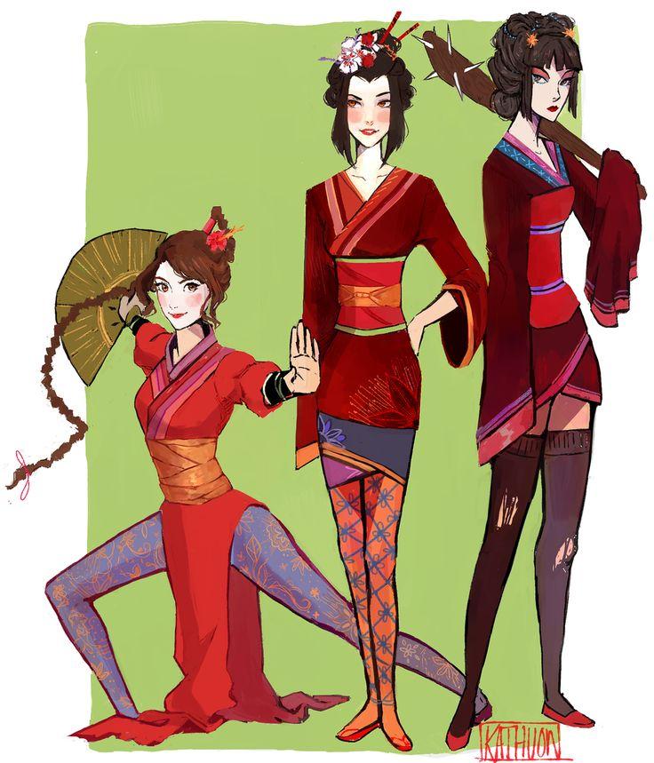 Avatar 6: Firenation Fujitas By Kat377.deviantart.com On @DeviantArt
