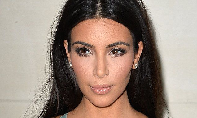 Want to lose weight? Follow Kim Kardhasian's example
