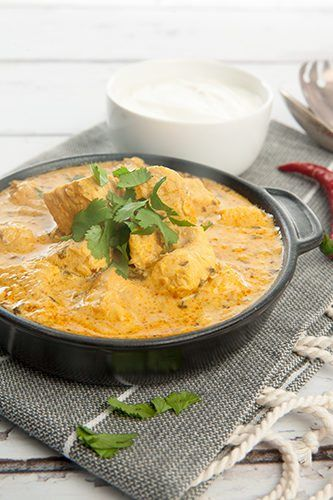 Simple Thermomix Curry