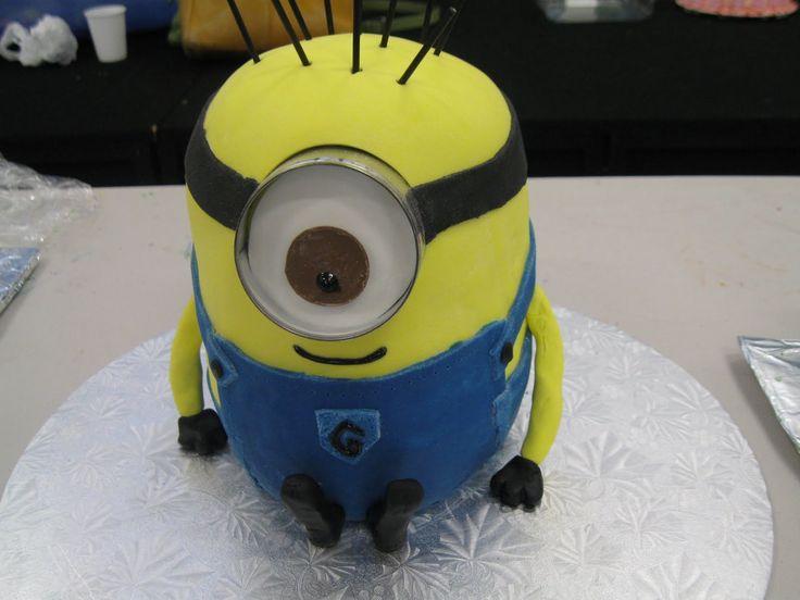 Minion!: 20Th Birthday Cakes, Amazing Cakes, Minion Cakes, Cake Ideas, Birthday Idea, Awesome Cakes, Minions Birthday Cakes, Despicable Me Cake
