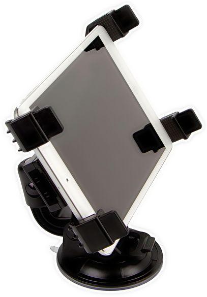 Держатель для планшета на панель автомобиля на Новый год UFT IP42, фото 1