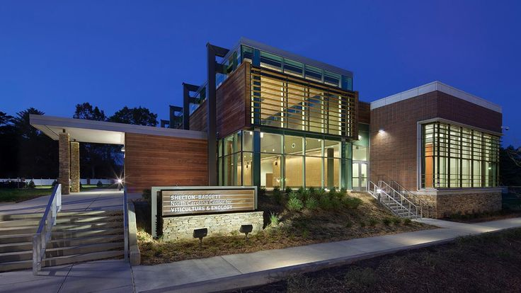 Project Detail: Surry Community College:  North Carolina Center for Viticulture & Enology