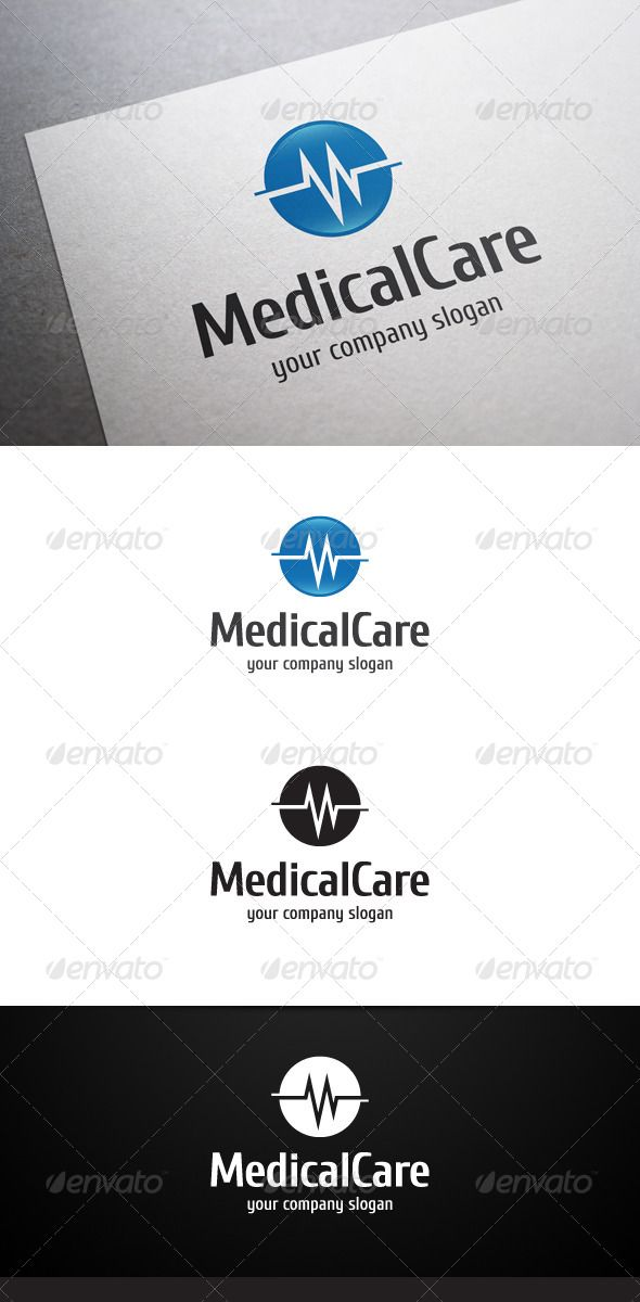 Logotipo para Consultas Médicas y Psicotécnicos.