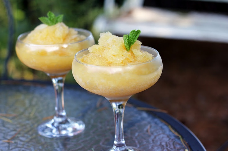 Bourbon Slush - Adapted from the Kentucky Derby Museum Cookbook