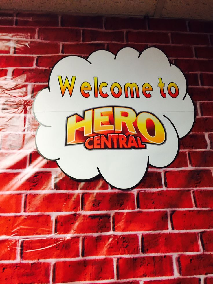 1000 Images About Vbs 2017 Hero Central On Pinterest
