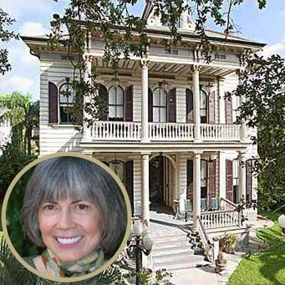 Garden District Celebrity Homes | Fashion meets Food