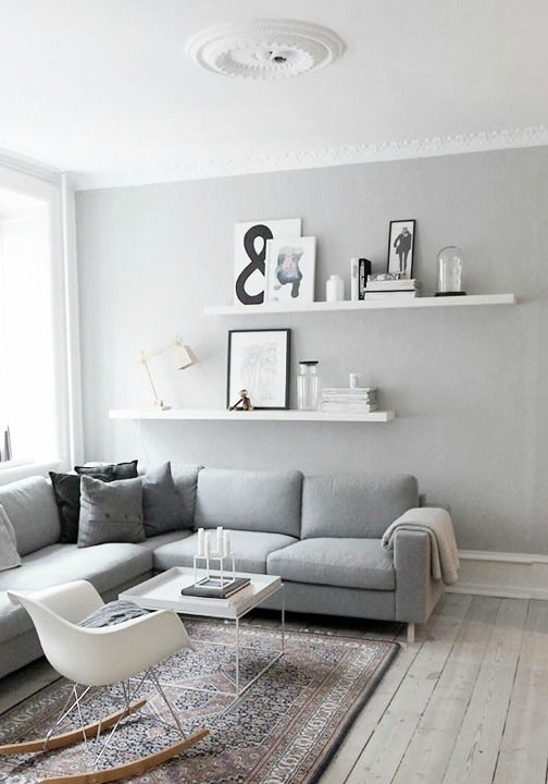 Grey Wall Decor Ideas