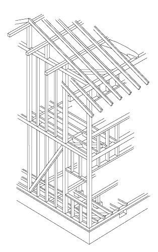 木造軸組工法(もくぞうじくぐみこうほう)