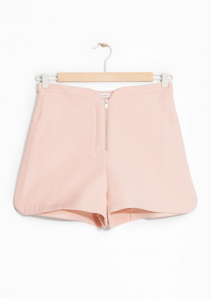& Other Stories | Round Edge Shorts