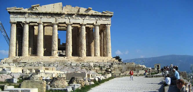 From the majestic Acropolis to the ancient sites of Delphi, Olympia, Epidavros & Mycenae...Join us!  https://www.ricksteves.com/tours/greece-turkey/greece-2015