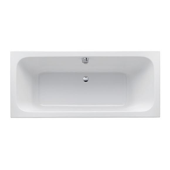 Keramag Renova Nr. 1 Rechteck Badewanne, Ab- und Überlauf mittig rechts weiß 550 euro