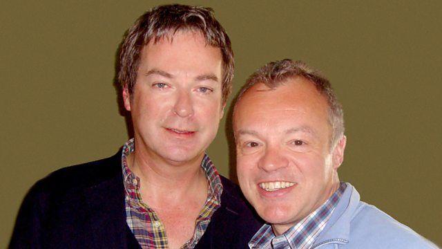Graham Norton & Julian Clary