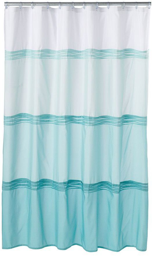 Best 25+ Fabric shower curtains ideas on Pinterest   Extra long ...