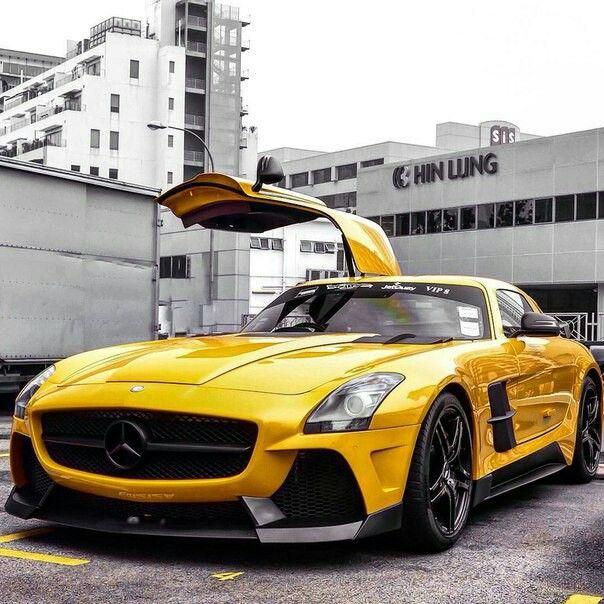 Mercedes SLS AMG C197