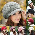 Fashion Womens Lady Winter Warm Knitt...