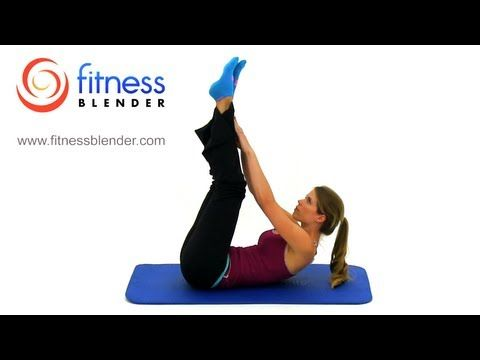 Who doesn't have 5 Minutes?! Express Abs & Obliques Workout