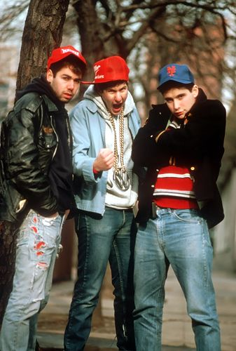 Beastie Boys!!! I love these guys sooo much