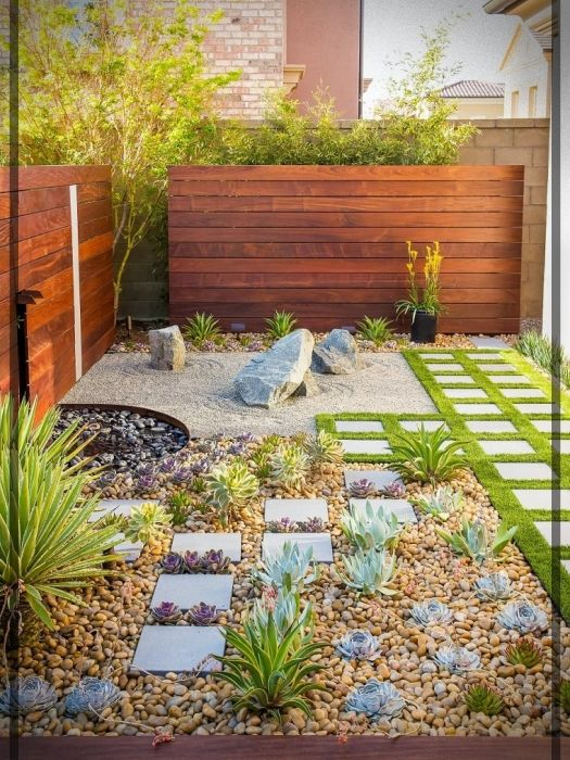 Ideas para diseñar un jardín pequeño con piedras – Innovando nuestro diseño exterior
