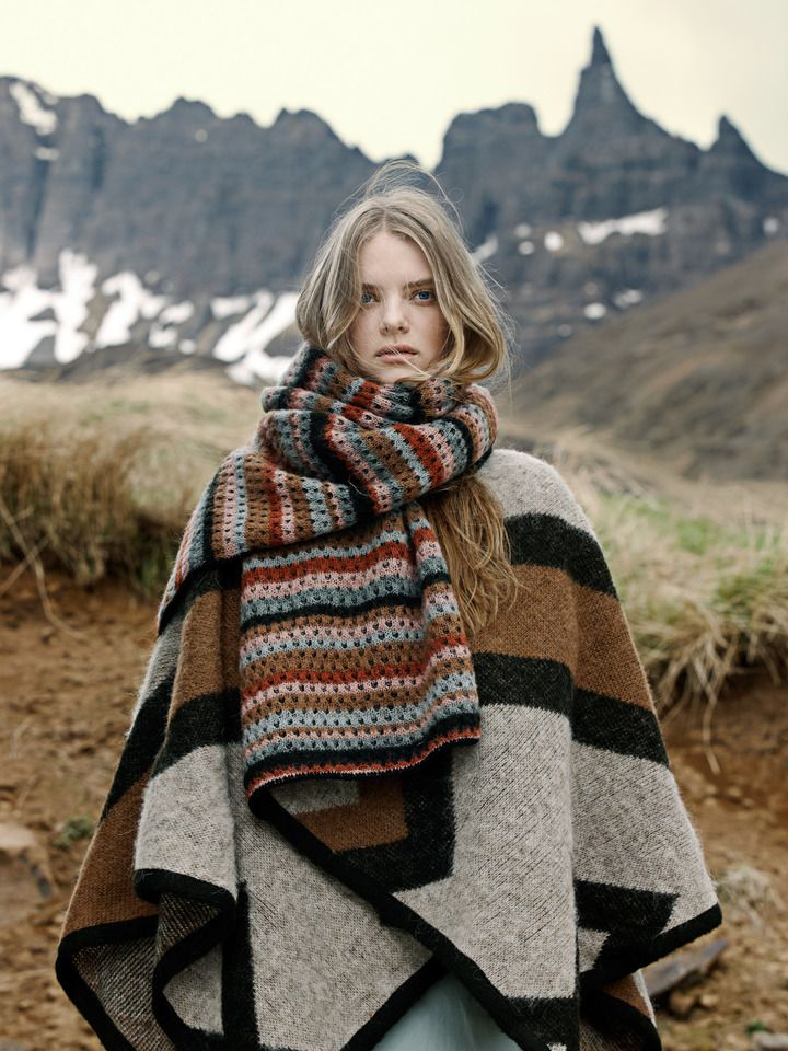 Lovely winter clothes from the brand Geysir