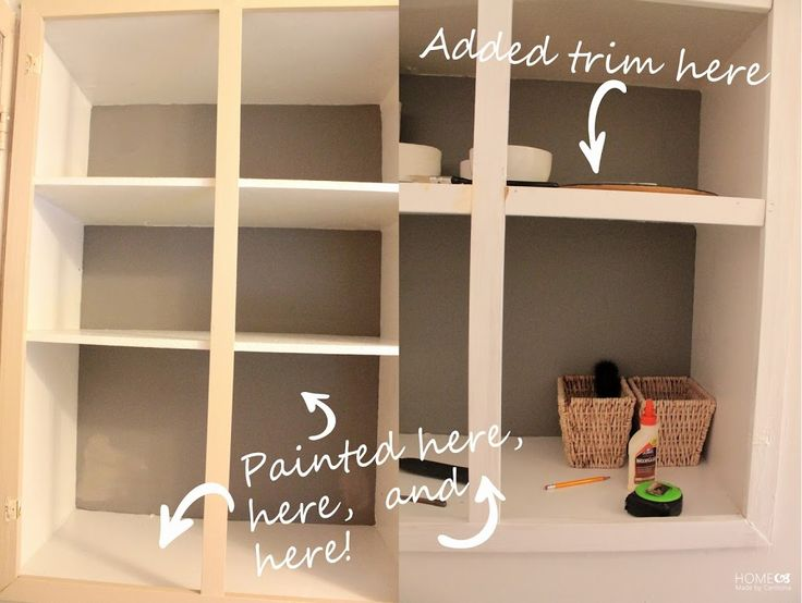 Recessed Bathroom Storage - Home Made By Carmona