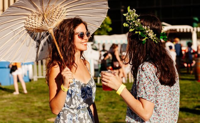 So Frenchy So Chic in the Park 2016 - The annual gathering of lovers, musicians, families and friends hits Werribee Park again in...